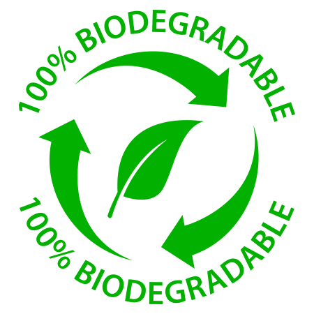 Biodegradável