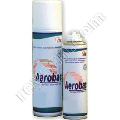 SPRAY AEROBAC DESINFEC(500ML)