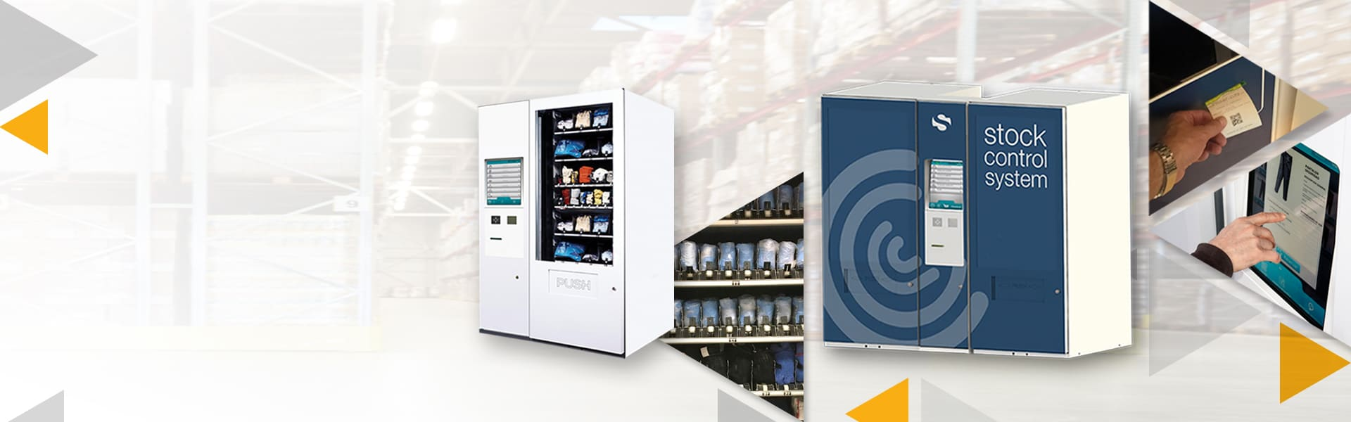 REYSAN JUST TOUCH E VENDING